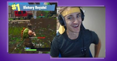 Fortnite God Ninja Earns Nearly-$1 Million Month Playing Games